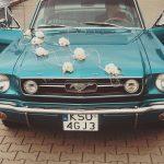 Mustang do ślubu małopolska Kraków Zakopane Nowy Targ