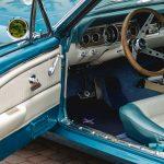 Ford Mustang na ślub Kraków