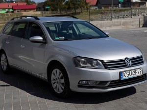 VW Passat B7 Wypożyczalnia Autokomplex Ryś 1