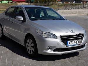 Peugeot Autokomplex Ryś Wypożyczalnia Samochodów Bystra Podhalańska